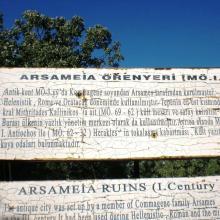 Arsameia Ören Yeri (Nymphaios Arsameiası)